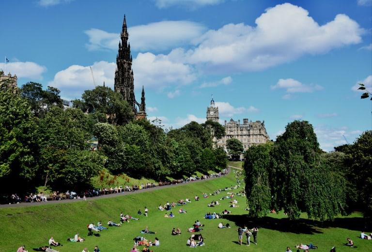 20 lugares que ver en Edimburgo 10