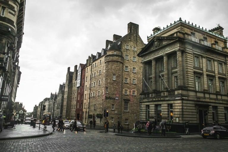 20 lugares que ver en Edimburgo 2