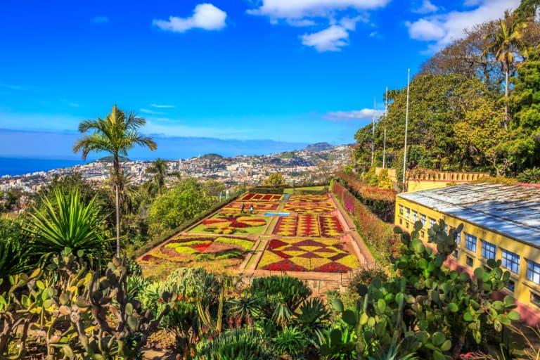 20 lugares que ver en Funchal 8
