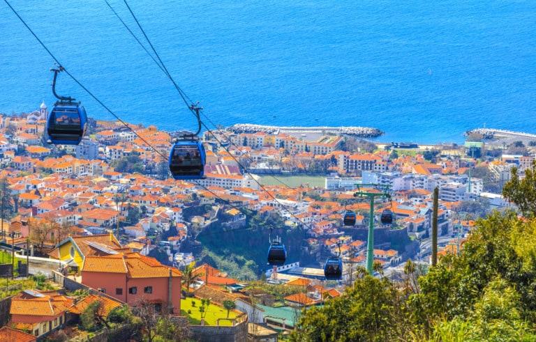 20 lugares que ver en Funchal 6