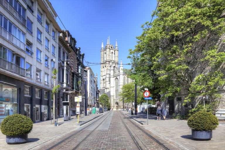 8 lugares que ver en Gante 4