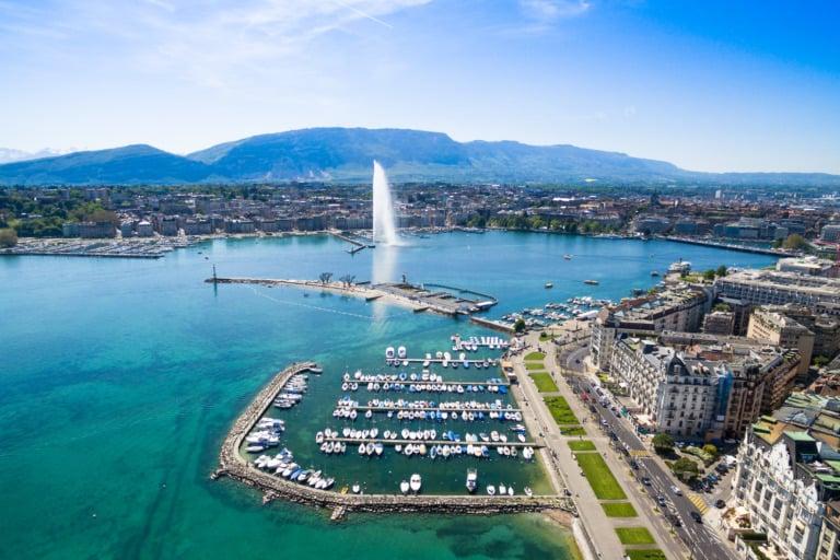 21 lugares que ver en Ginebra 2