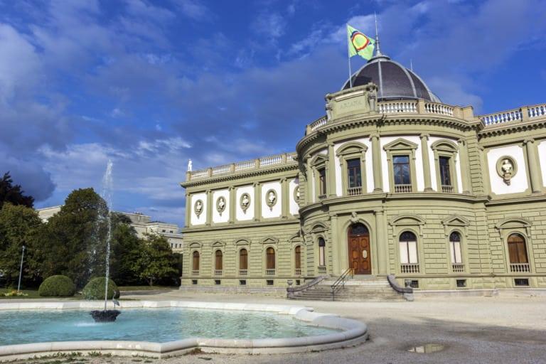21 lugares que ver en Ginebra 19