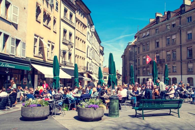 21 lugares que ver en Ginebra 6