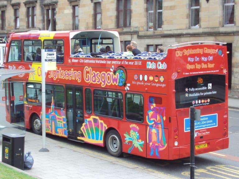 30 lugares que ver en Glasgow 29