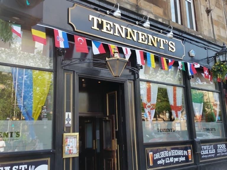 30 lugares que ver en Glasgow 12