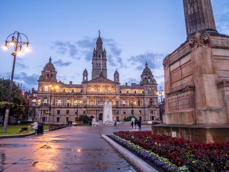 30 lugares que ver en Glasgow 2