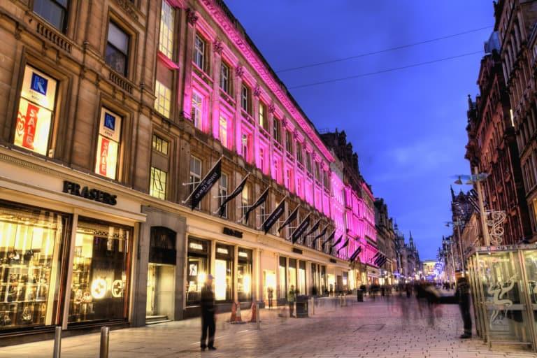 30 lugares que ver en Glasgow 32