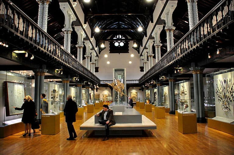 30 lugares que ver en Glasgow 18