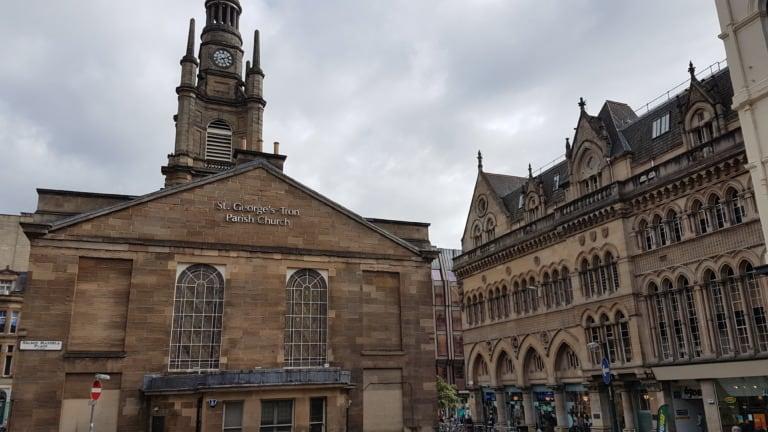 30 lugares que ver en Glasgow 7