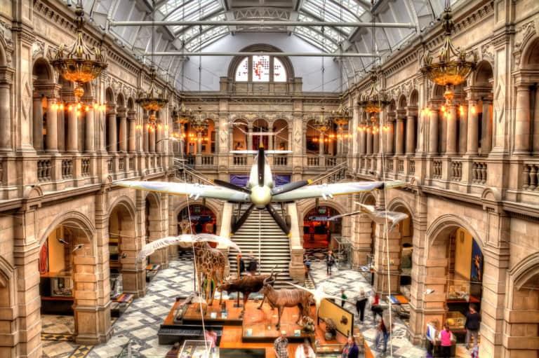 30 lugares que ver en Glasgow 19