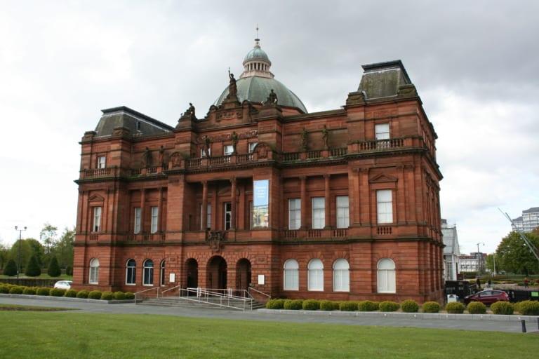 30 lugares que ver en Glasgow 14