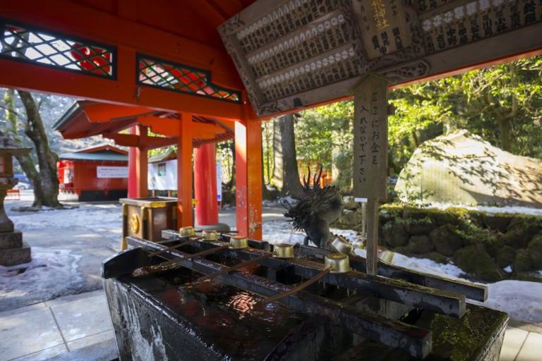 15 lugares que ver en Hakone 8
