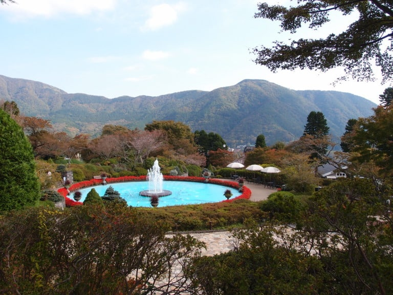 15 lugares que ver en Hakone 11