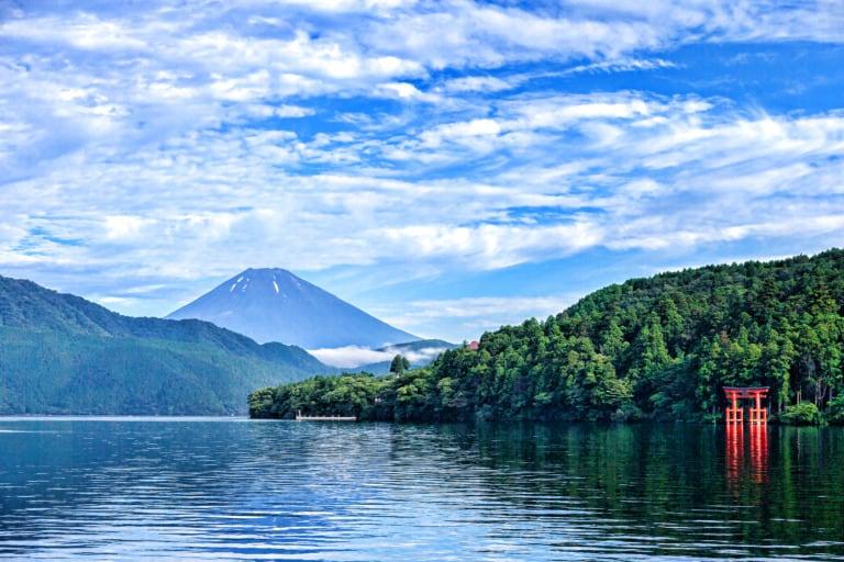 15 lugares que ver en Hakone 1