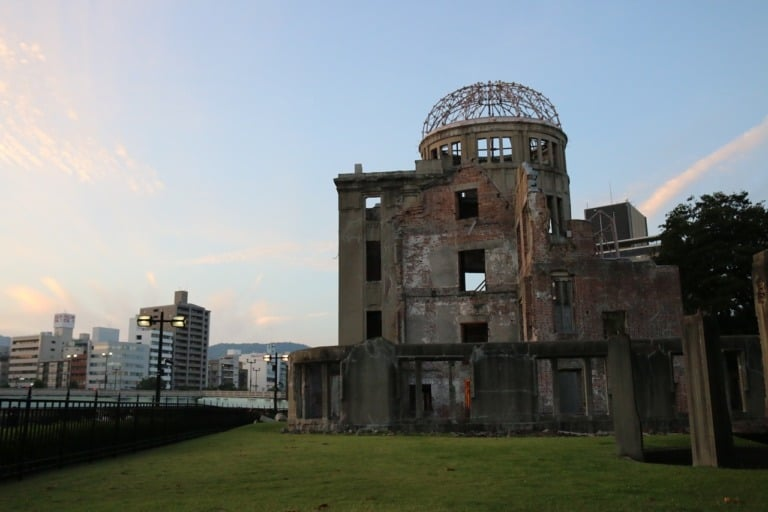 9 lugares que ver en Hiroshima 2