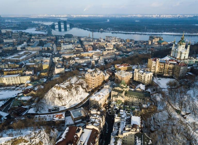 12 lugares que ver en Kiev 2