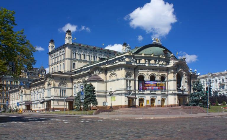 12 lugares que ver en Kiev 9