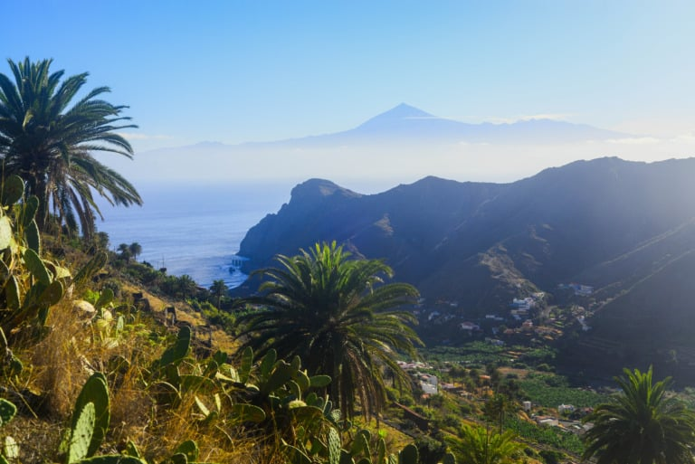 9 lugares que ver en La Gomera 7