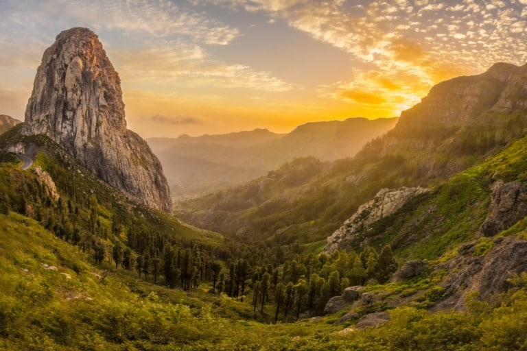 9 lugares que ver en La Gomera 4