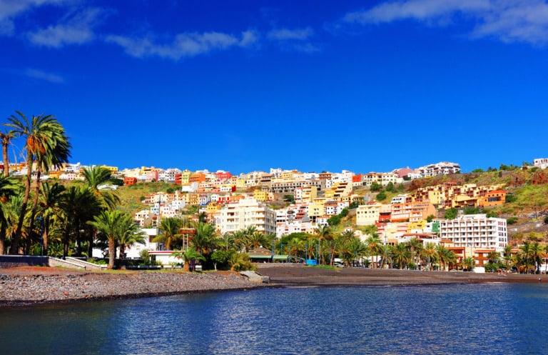 9 lugares que ver en La Gomera 1