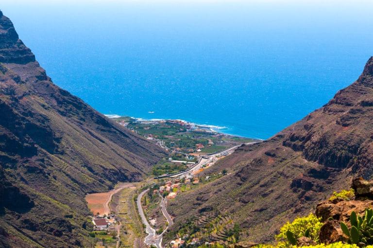 9 lugares que ver en La Gomera 5
