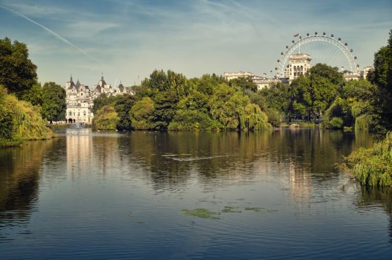 25 lugares que ver en Londres 25