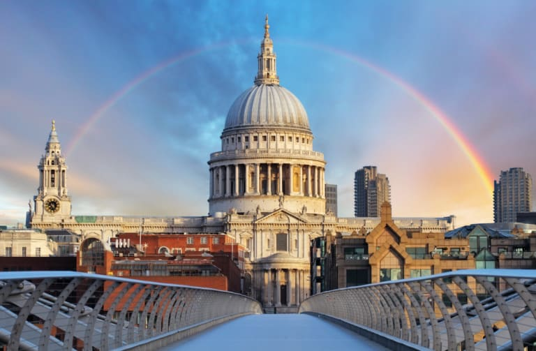 25 lugares que ver en Londres 9