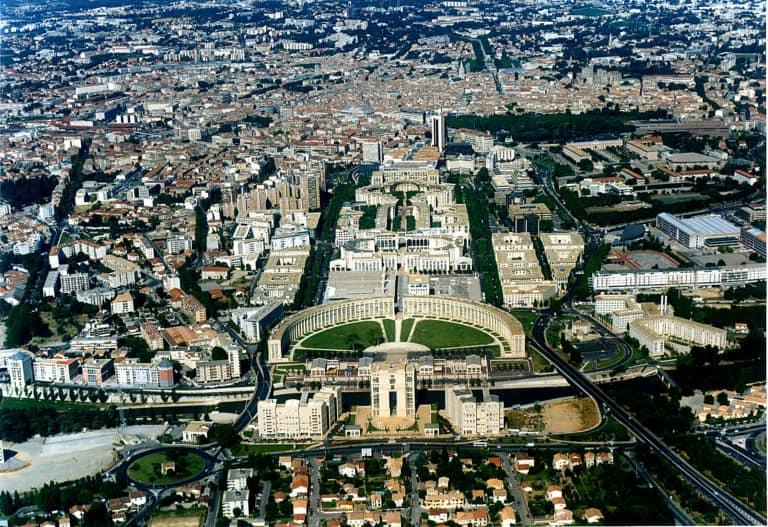 21 lugares que ver en Montpellier 13