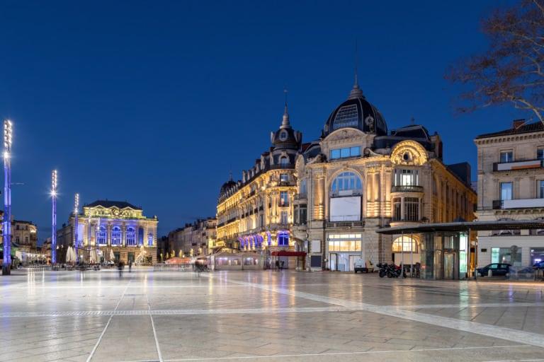 21 lugares que ver en Montpellier 1
