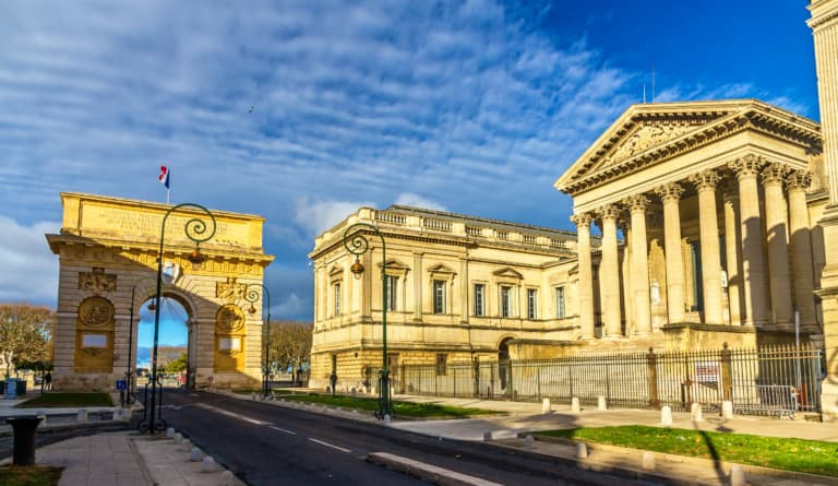 21 lugares que ver en Montpellier 6