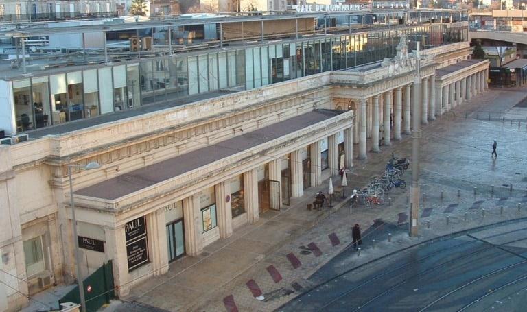 21 lugares que ver en Montpellier 2