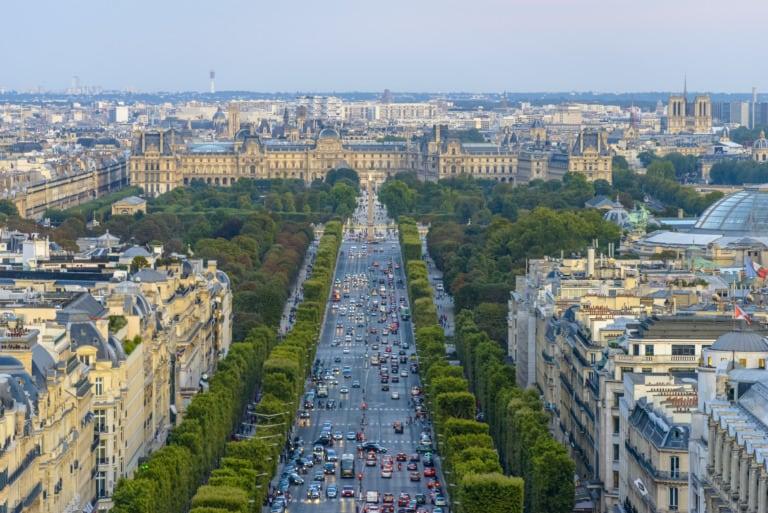 22 lugares que ver en París 4