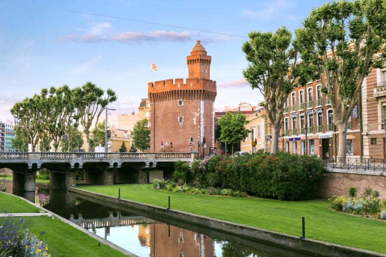 8 lugares que ver en Perpignan 3