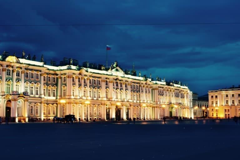 20 lugares que ver en San Petersburgo 2