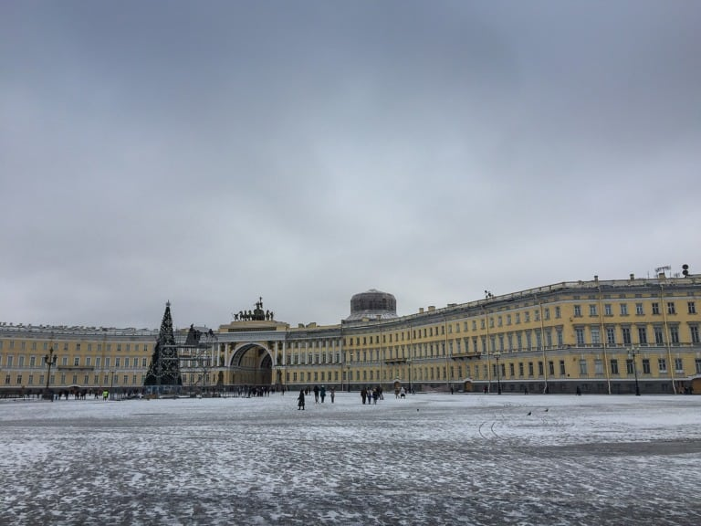 20 lugares que ver en San Petersburgo 7