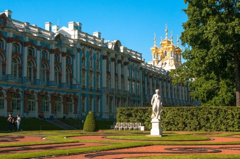 20 lugares que ver en San Petersburgo 5
