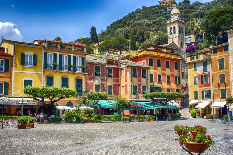 17 lugares que ver en Portofino 4