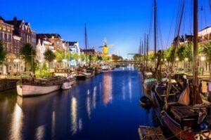 25 lugares que ver en Rotterdam 1