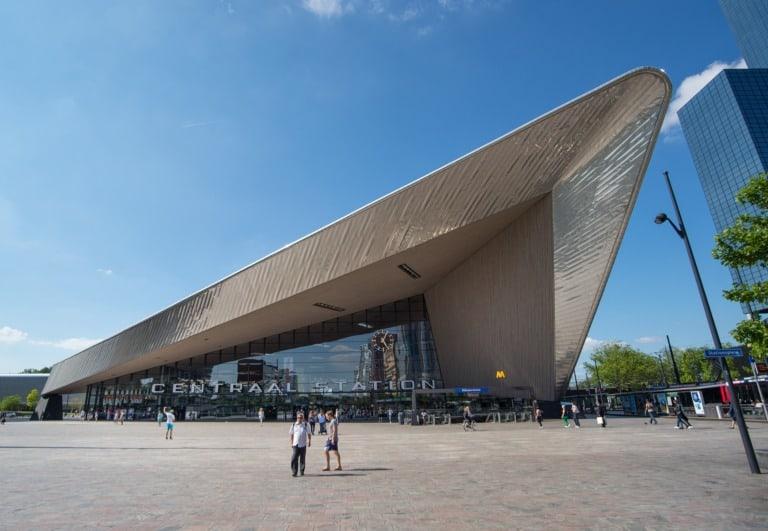 25 lugares que ver en Rotterdam 10