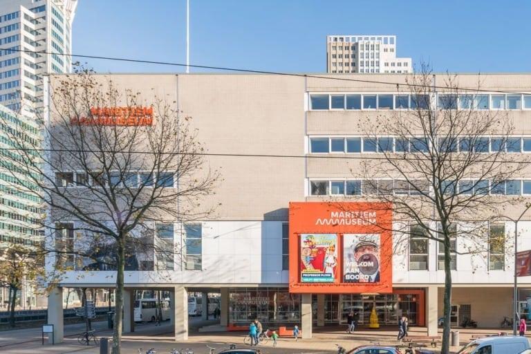 25 lugares que ver en Rotterdam 17