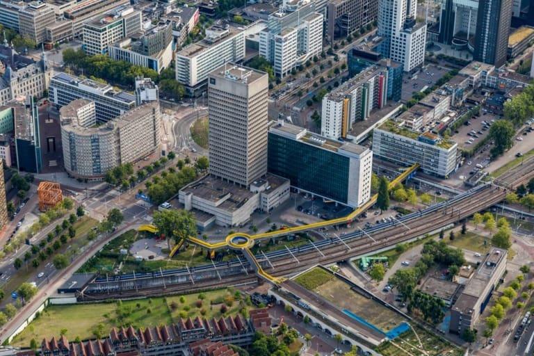 25 lugares que ver en Rotterdam 9