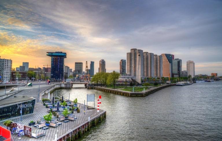 25 lugares que ver en Rotterdam 7