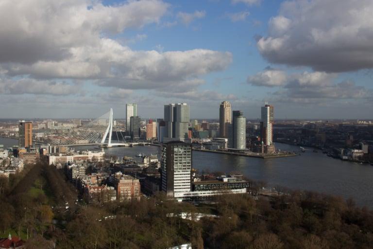 25 lugares que ver en Rotterdam 22