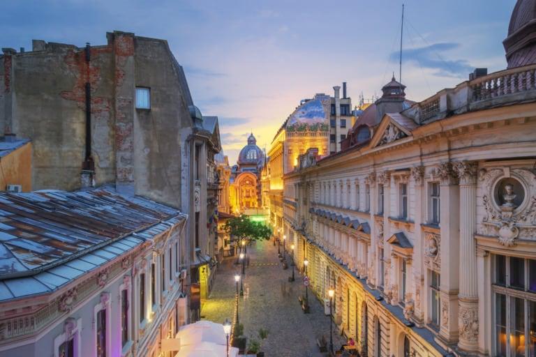 25 lugares que ver en Rumanía 16