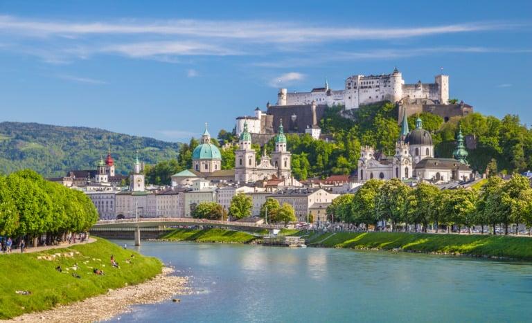 12 lugares que ver en Salzburgo 1