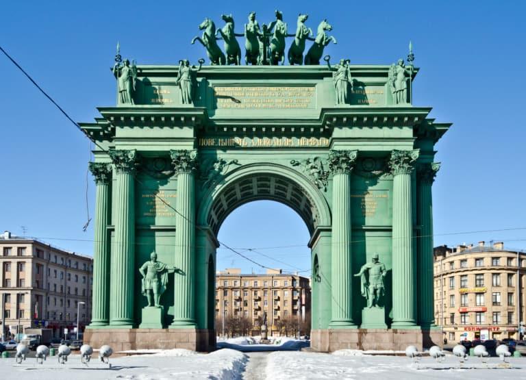 20 lugares que ver en San Petersburgo 11