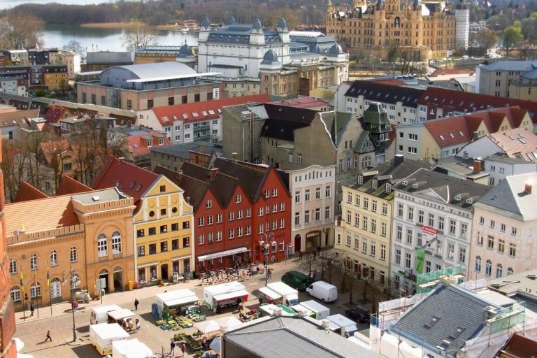 10 lugares que ver en Schwerin 4
