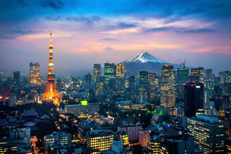 15 lugares que ver en Tokio 6
