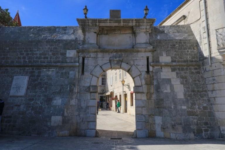 10 lugares que ver en Trogir 11